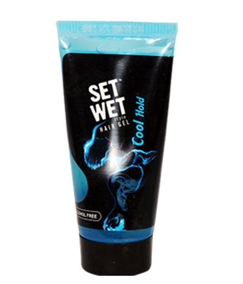 styling gel that doesn t harden set wet hair gel cool 150 ml buy set wet hair gel cool