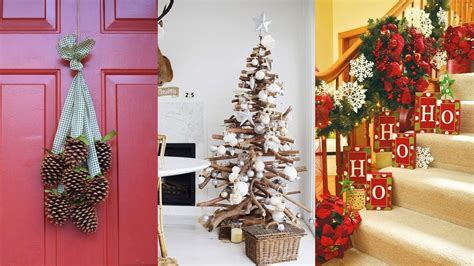 navidad 2015 2016 tips de manualidades decoracin y decoraciones adornos y arboles navide 209 os 2015 youtube