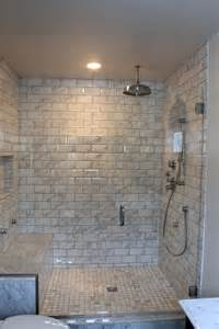 Subway Tile Design And Ideas Bathroom Shower Subway Tiles Amazing Tile