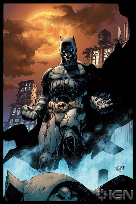 Poster Komik Jim Lees Batman Hush 2 40x60cm question of the week results favorite batman artist batman comic vine