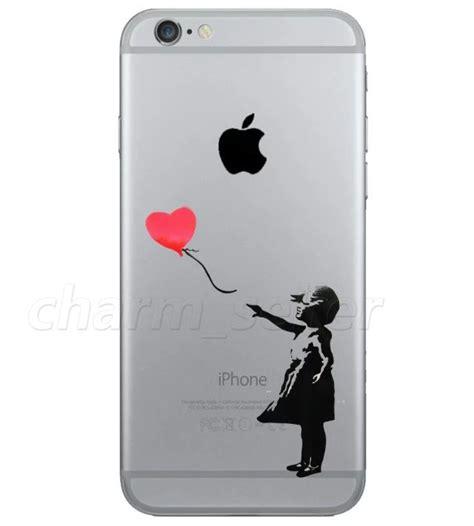 Creative Iphone 6 Plus Tosca creative clear design style back