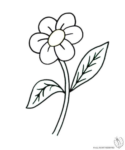 fiore da colorare e ritagliare fiori da colorare e ritagliare