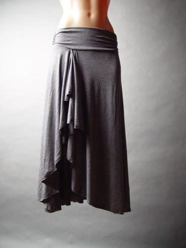 Best Seller Skirt Grey Tmc 107 best images about waterfall skirts dresses on