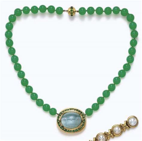a gem set pendant necklace by picasso co christie s