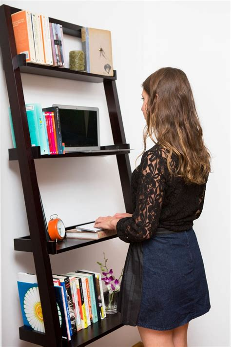 stand at your desk 25 great ideas about standing desks on pinterest