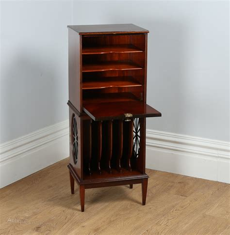 delightful placement of non wood kitchen cabinets selection home living now 82777 edwardian mahogany music sheet cabinet chest antiques