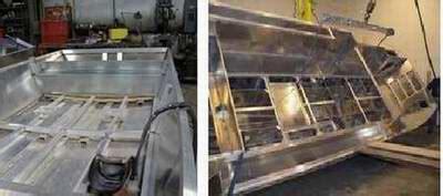 flat bottom houseboat plans garmin software aluminum boat plans