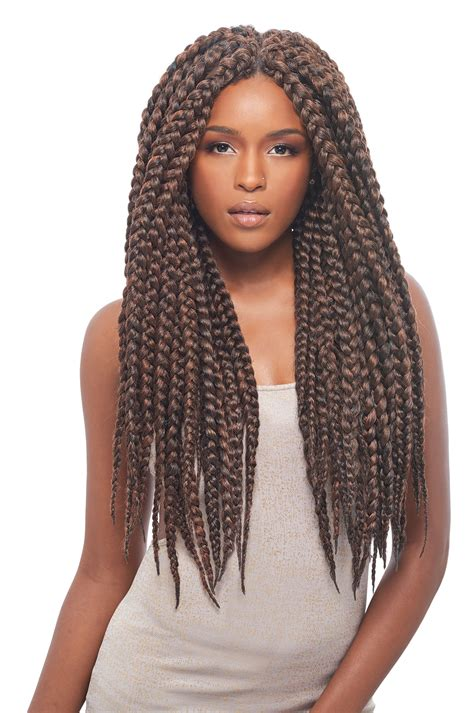 box braids with havana hair 3s havana mambo box braid 24 quot janet collection synthetic