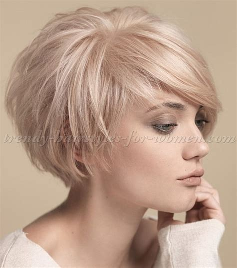 funky short fringes funky short pixie haircut with long bangs ideas 40