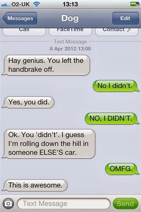 Funny Memes To Text - 40 funniest text messages of all time