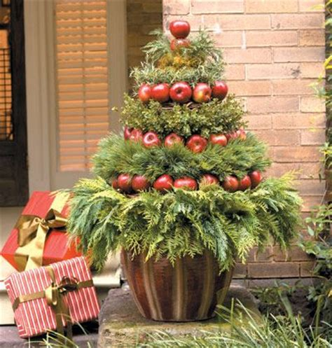 25 best ideas about christmas topiary on pinterest