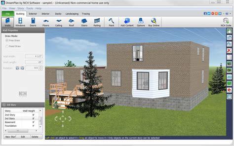 home design application drelan home design software