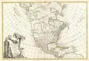 early maps of america