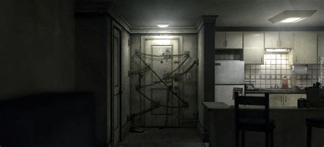The Room silent hill the room