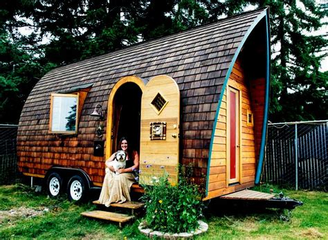 unique tiny houses tiny house on wheels plans for the artistic design unique