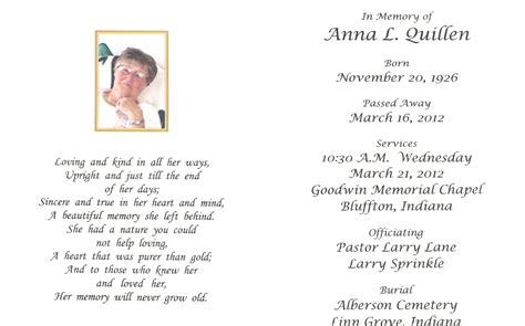 acgsi funeral card collection