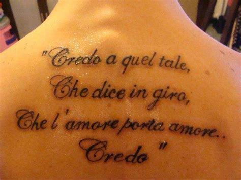 tatuaggio frase vasco tatuaggi frasi ligabue foto bellezza
