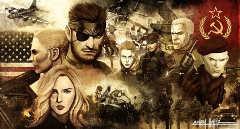 bagas31 metal gear solid metal gear solid poster full hd wallpaper and background