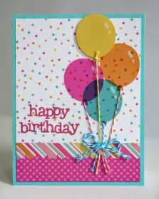 Happy Birthday Handmade Card Designs - 25 best ideas about diy birthday cards on