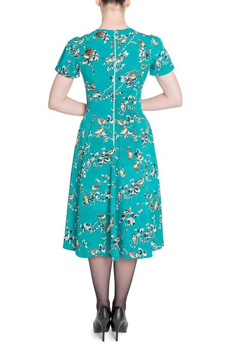 hell bunny vintage style birdy dress from omaha by