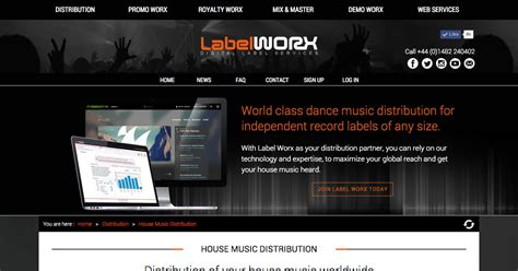 house music label house music distribution sell house music online label worx
