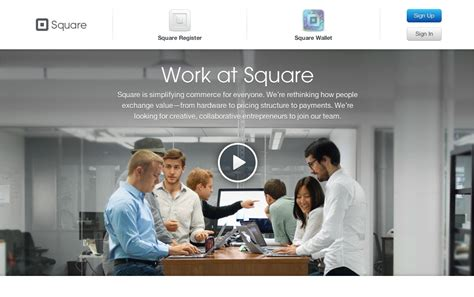 career section square relaunches its career section to bring in more talent