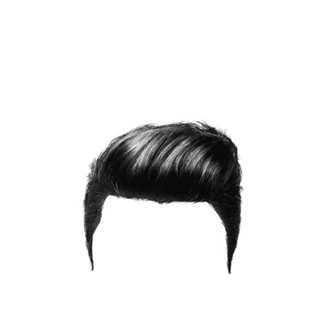 hairstyles png part01 real hair png zip file free download men hair