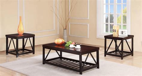 wood coffee table and end tables wood coffee end table set occasional tables
