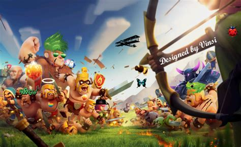 download game coc mod v7 65 5 clash of clans unlimited mod hack v7 156 apk clans
