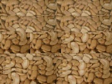Kacang Almond Mentah Utuh 1kg Hk29 mede belah 8