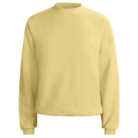 hanes comfort blend hanes comfort blend fleece sweatshirt crew neck long