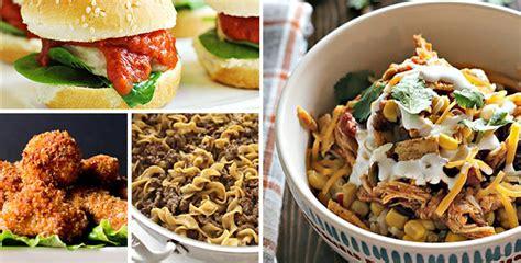 what to make for dinner easy dinner recipes tidymom 174