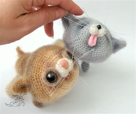 pattern amigurumi cat 020 kittens amigurumi cat by pertseva by littleowlshut