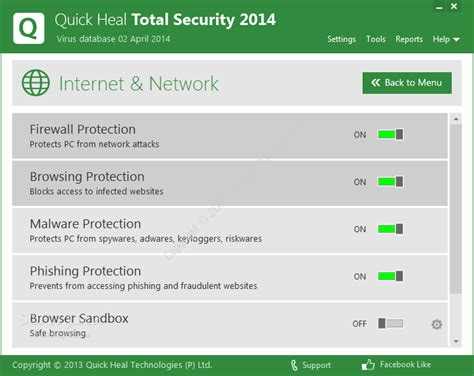 quick heal total security resetter download quick heal total security 2015 v16 00 9 0 0 9