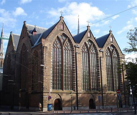 opblaasboot den haag kloosterkerk den haag wikipedia