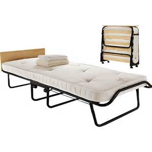Folding Single Bed Be Pocket Comfort Folding Single Guest Bed