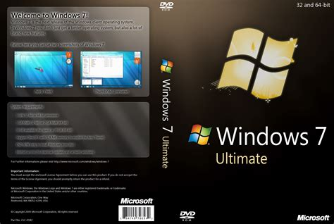 video tutorial instal windows 7 ultimate windows 7 ultimate dvd by yaxxe on deviantart