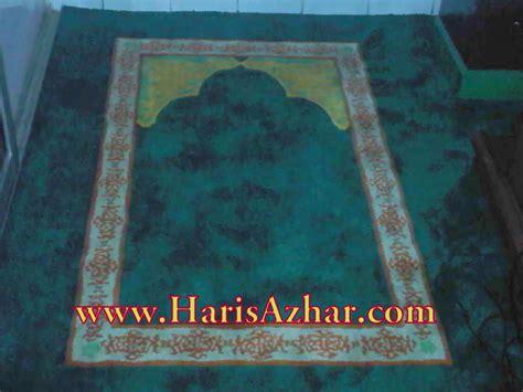Jual Karpet Mobil Bogor karpet masjid haris azhar website