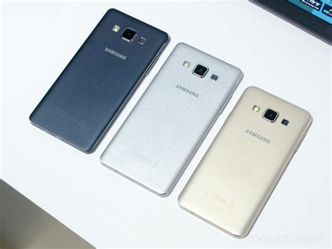Samsung A5 A3 on with samsung s new galaxy a5 and a3 android central