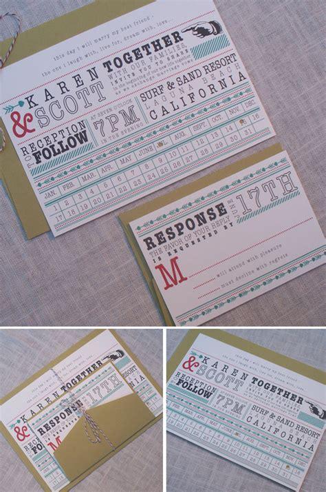 unique invitations etsy unique wedding invitations something turquoise
