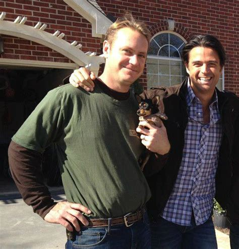 hgtv curb appeal host clayton bitler owner of sprinkler genius