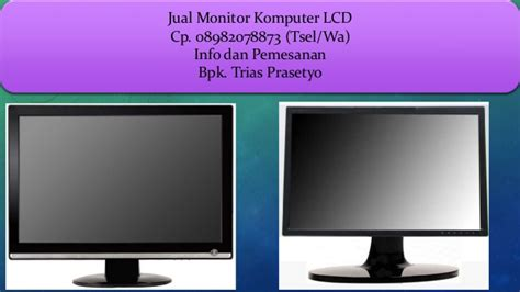 Monitor Led Seken 08982078873 tsel wa jual monitor lcd gaming 2017 di batam