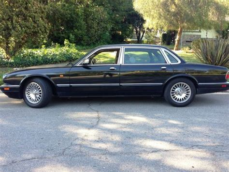 airbag deployment 1997 jaguar xj series regenerative braking buy used 1997 jaguar xj series xj6 vanden plas sedan 4 door clean title luxury vehicle in