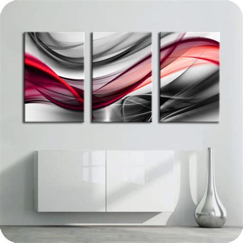 bemalte leinwände wohnzimmer farbe zu braunen m 246 beln