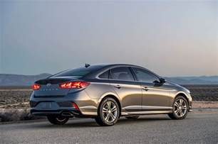 facelifted 2018 hyundai sonata arrives this summer from