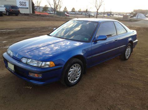 acura integra hatchback 1992 acura integra ls hatchback 3 door 1 8l for sale