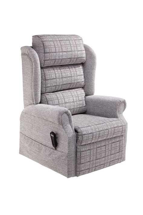 electric recliner chair beds kensey riser recliner waterfall back mobility world