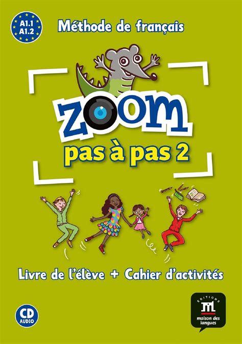 comprar libro zoom pas 192 pas livre a1 1 a1 2
