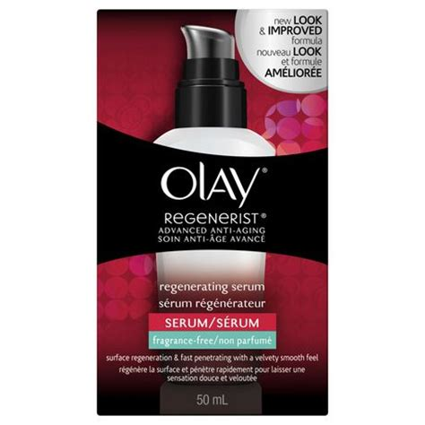 Olay Serum Anti Aging olay regenerist advance anti aging daily regenerating serum moisturizer fragrance free walmart ca