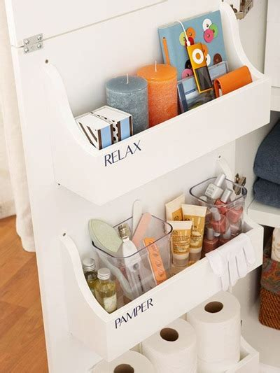 diy home sweet home 6 amazing bathroom storage ideas